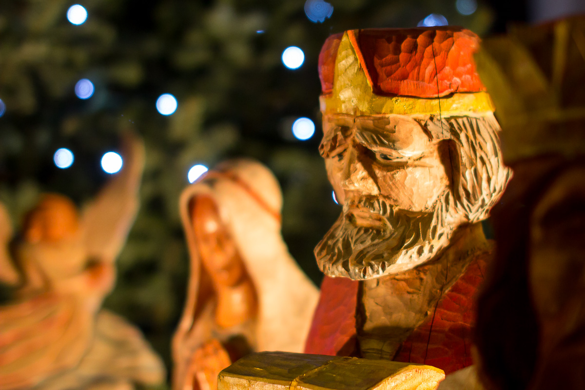 Betlehem - Vianocne trhy