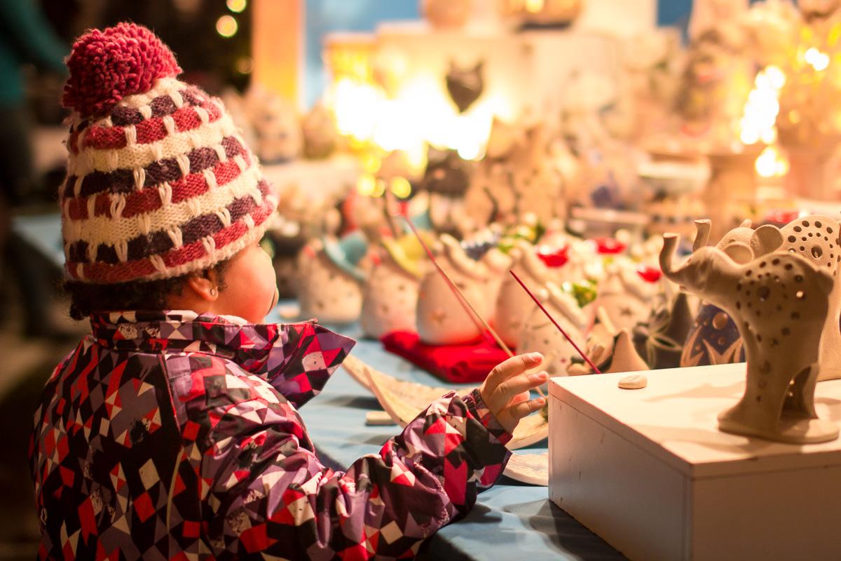 Wien – Weihnachtsmarkt, People - Photography