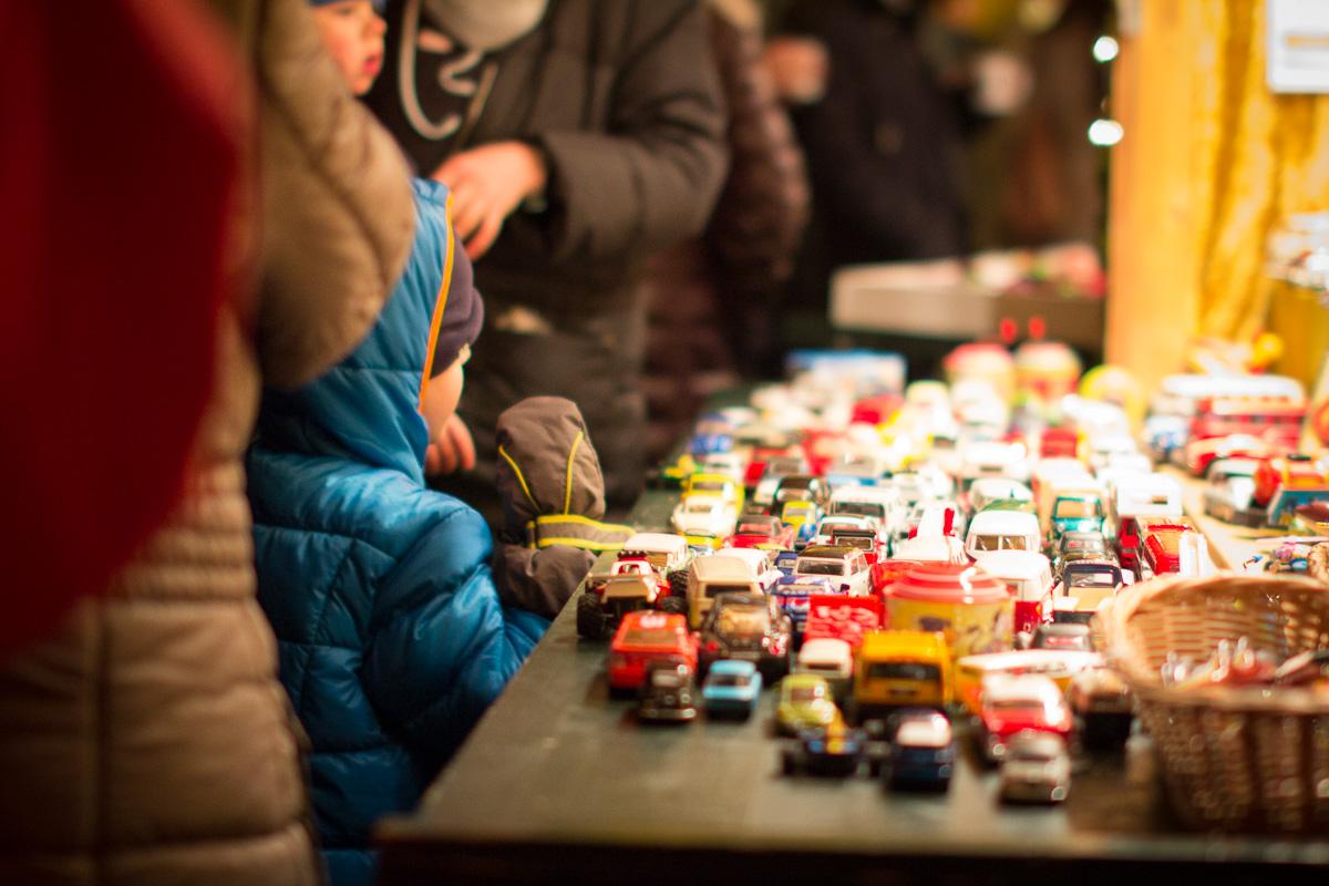 People - Wien, Weihnachtsmarkt