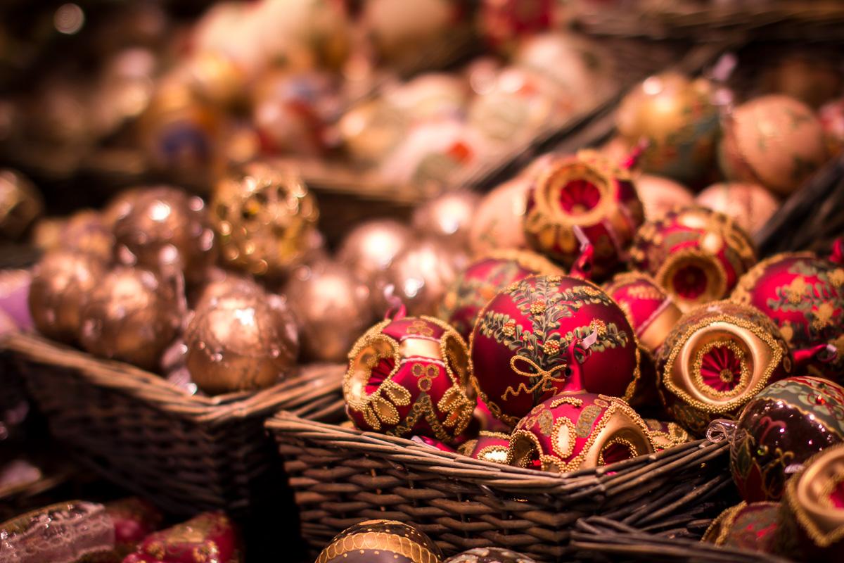 Wien – Weihnachtsmarkt, Stills